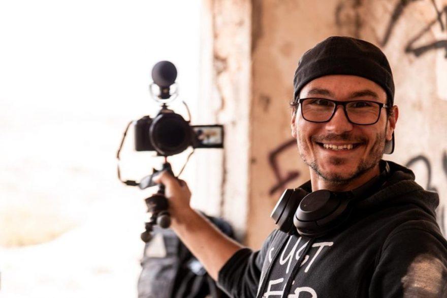 Daniel Kovacs Filmmaker in Tenerife 2