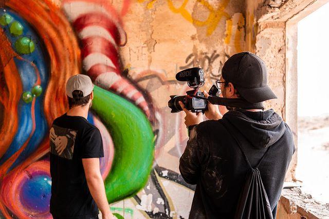 Daniel Kovacs Filmmaker in Tenerife