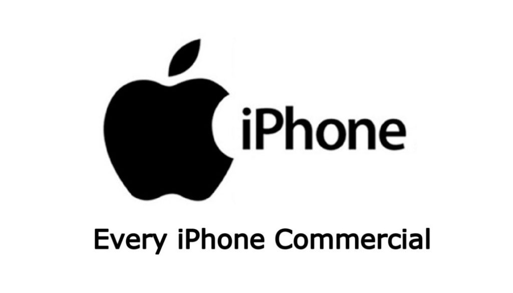 Every Apple iPhone Commercial from 2007 - 2020 - Cover
