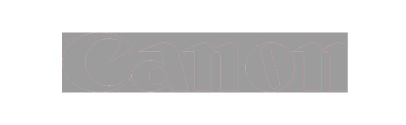 Canon Logo - grey 200