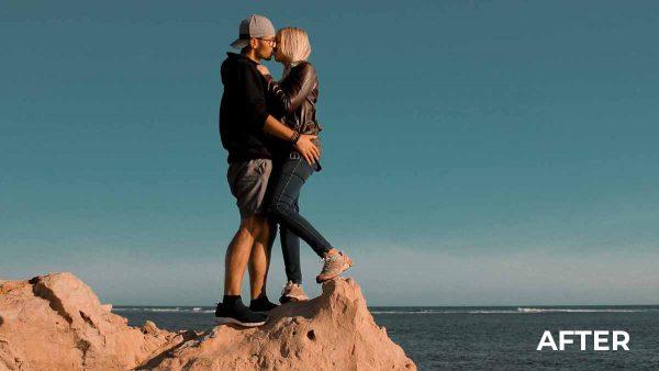 Daniel and Elina Westcost Australia - LUT