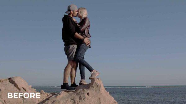 Daniel and Elina Westcost Australia - RAW