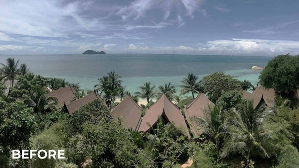 Thailand - RAW